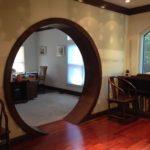 moongate passageway