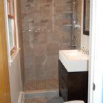 narrow bath