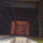2-story elevator shaft